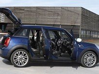MINI Sedan Hatchback Announced for 2015