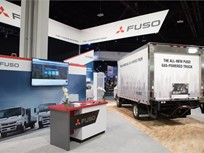 Mitsubishi Fuso Shows New Gasoline Cabover