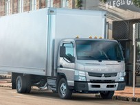 Mitsubishi Fuso Introduces Higher-GVWR Class 3 Work Truck