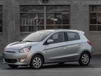 EPA Rates Mitsubishi Mirage At 44 MPG Highway