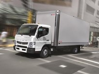 New Lease, Purchase Terms Offered for Fuso Cabover with Morgan Body