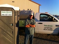 Portable Toilet Company Makes Best Use of GPS Tracking
