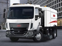 Peterbilt Reduces Weight on Updated Model 220