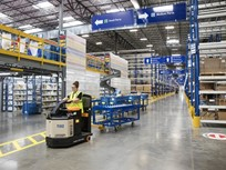 FCA Opens Parts Distribution Center in Va.