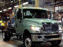 Navistar Begins Shipping International TerraStar 4X4