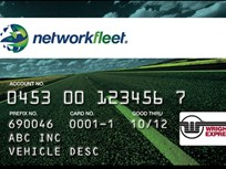 Networkfleet Introduces Fuel and Service Card with Integrated Reporting