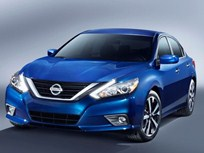 2016 Nissan Altima Adds Safety Tech