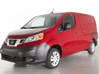 Nissan Announces Pricing for 2014 NV200 Cargo Van