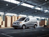 Nissan Unveils All-New NV200 Compact Cargo Van in Chicago