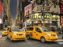 Nissan Releases More Specs for NV200 Taxi