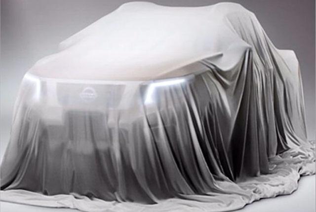 Photo via Nissan.
