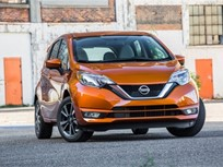2017 Nissan Versa Note Arrives with Light Updates