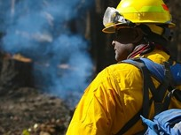 Wildfires Bring States of Emergency in the West
