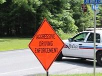Pa. Targets Aggressive Drivers