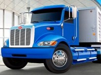 Peterbilt Introduces Medium-Duty CNG Platform