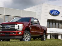 Ford Recalls Super Duty Trucks for Fire Risk
