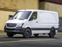 Knapheide Adds Ship-Thru Capabilities for Mercedes-Benz Vans