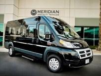 Upfitter Introduces Ram ProMaster Passenger Van