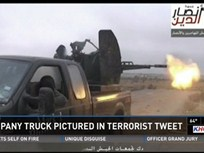 Texas Plumber Sues Over Truck Used by Syrian Extremists