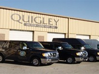 Quigley's Nissan NV 4x4 in Production, Available for Order