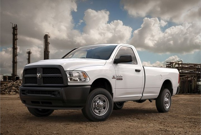 Photo of 2014 Ram 2500 HD courtesy of Chrysler.