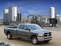 Ram to Build CNG-Powered Pickup