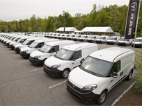Ram Delivers ProMaster City Vans to N.Y. Dealers