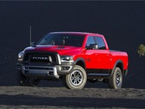Ram 1500 Trucks Recalled for Rear Axles