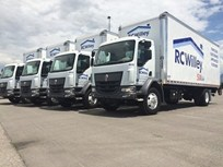 Cabovers Provide Delivery Fleet Comfort, Efficiency
