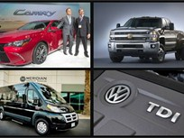 Top 10 Business Fleet News Items in 2014