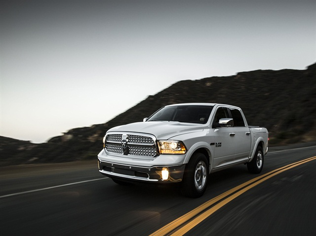 2014 Ram 1500. Photo credit: Chrysler