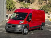 Ram ProMaster Vans Recalled Over Stuck Pedal
