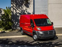 Ram ProMaster Vans Recalled for Ignition Contacts