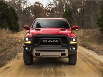 Ram 1500 Trucks Recalled for Power Steering