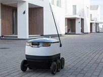 Self-Driving Robots: Delivery Fleet of the Future?