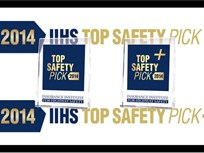 Video: 39 Vehicles Draw IIHS Safety Awards