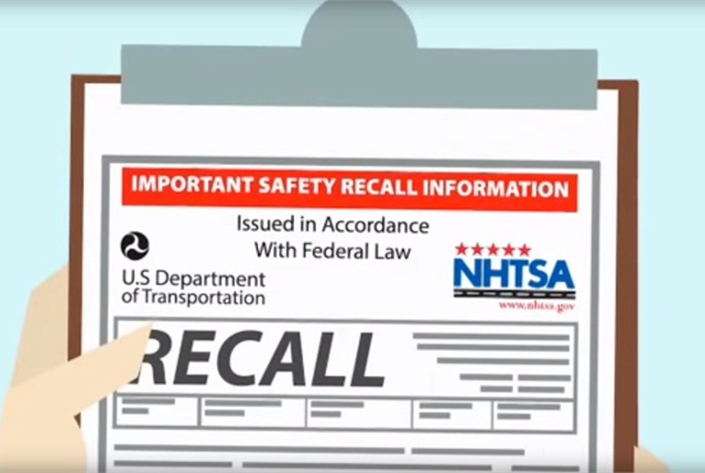 Screen shot courtesy of NHTSA via YouTube.