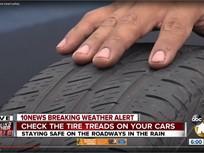 Fleet Safety Tip: Tire Maintenance