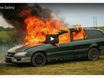 Safety Tip: Dealing With Vehicle Fires