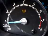 Safety Tip: Responding to the TPMS Light
