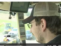 Safety Tip: Driving Near Farm Equipment