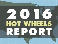 NICB Names Most Stolen Vehicles of 2016