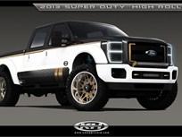 Upfit Ford Super Duty Trucks Highlighted at SEMA