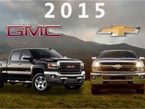 2015 Silverado HD & Sierra HD Pickups Unveiled in Texas