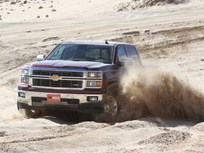 Fleet Sales Buoyed By Trucks, Vans, SUVs