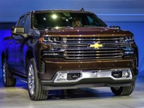 2019 Chevrolet Silverado is Lighter, Offers Wider Bed