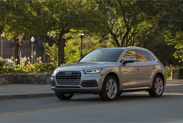 Photo of Audi Q5 courtesy of Audi.