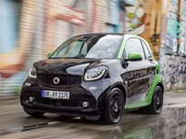 New Smart Electric Drive Charges Faster