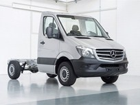 3 Million Mercedes-Benz Sprinters Delivered in 20 Years