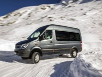 Mercedes-Benz to Sell Sprinter 4x4 in U.S.